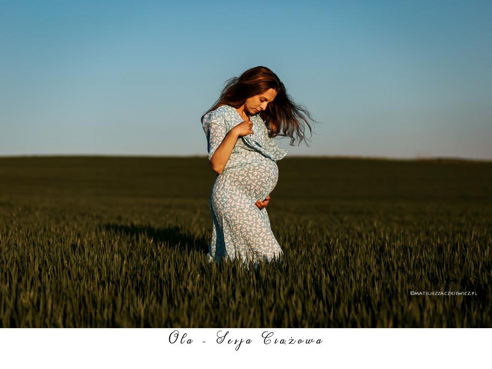 Sesja ciążowa tarnów